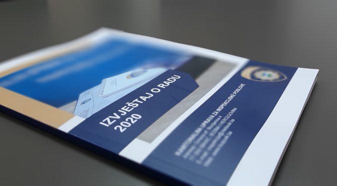 Usvojen Izvještaj o radu KUIP za 2020. godinu